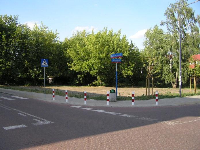 Pabianicka róg Olszynki Grochowskiej