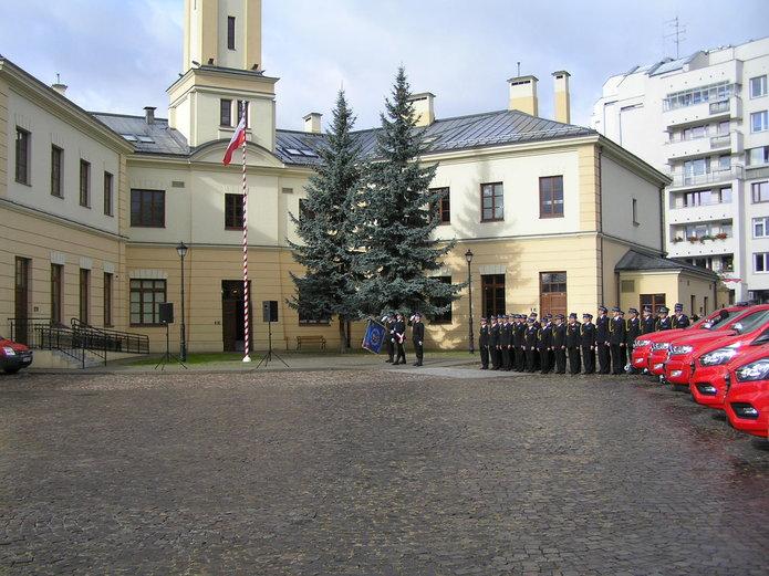Zakończony remont Straży Pożarnej na Pradze