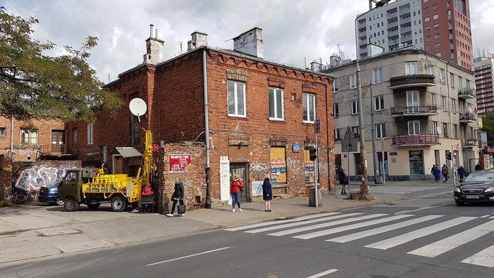 Nowa inwestycja wmiejscu piekarni na Grochowie