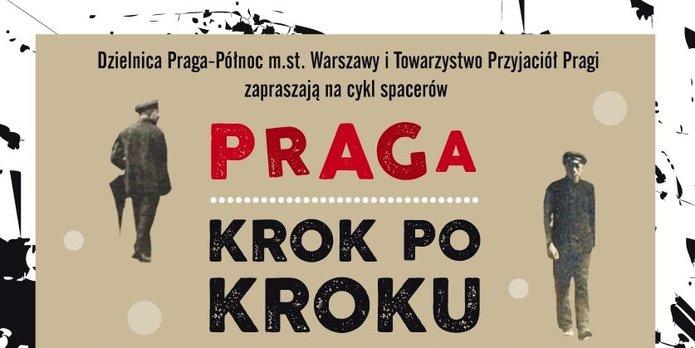 Praga krok do kroku. Spacery 2019