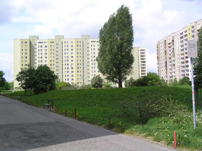 Przekształcenie gruntów na osiedlu Ostrobramska