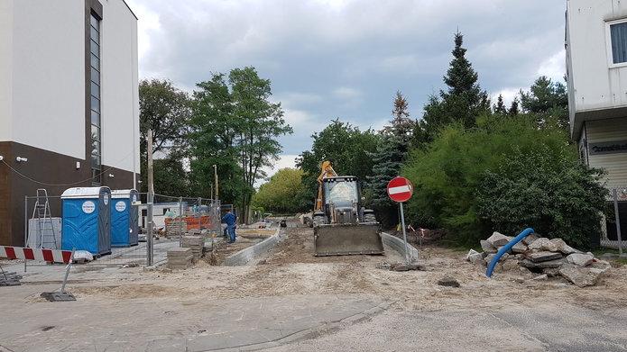 Moderniacja ulicy Styrskiej