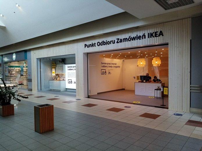 Ikea wKing Cross Praga