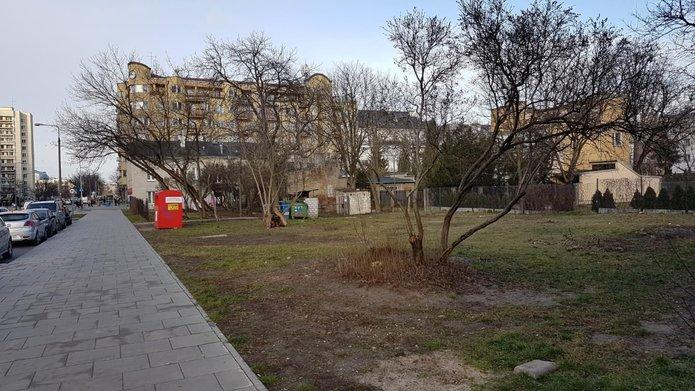 Budynek komunalny przy Łukowskiej