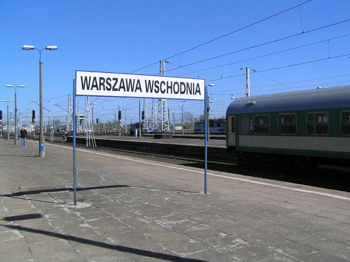 Warszawa Wschodnia im. Romana Dmowskiego