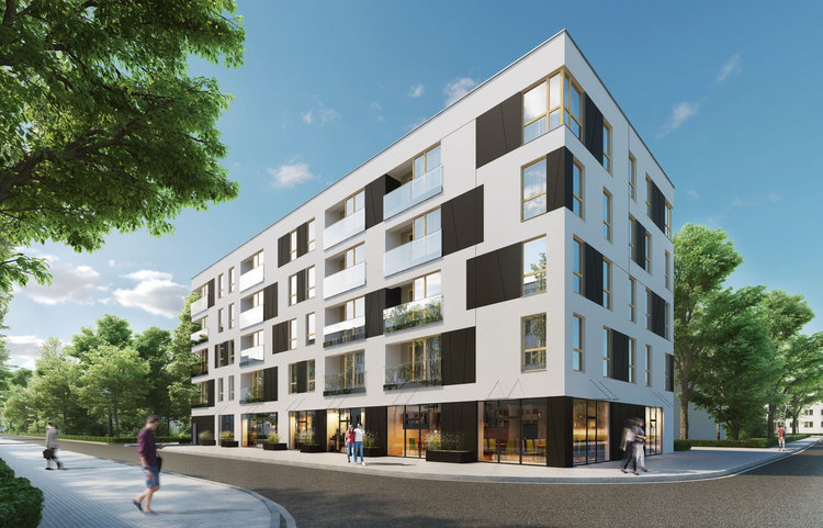 Nowe mieszkania przy Igańskiej 2 wWarszawie