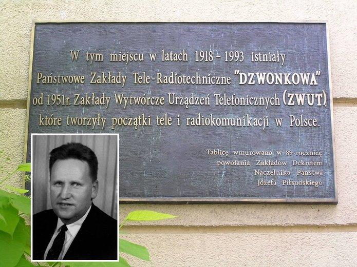 Henryk Magnuski pracował na Kamionku