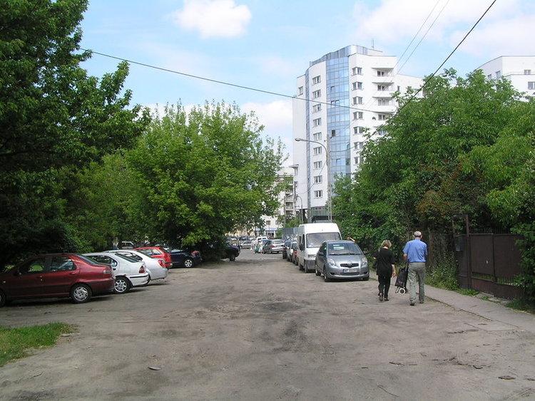 Dawna ulica Kruszewskiego
