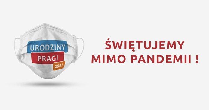 Urodziny Pragi 2021