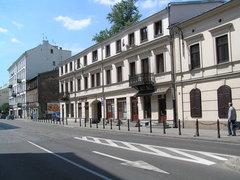 Ulica Ząbkwoska