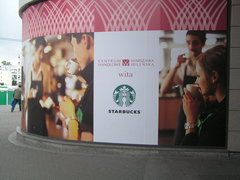 Starbuck CH Wileńska