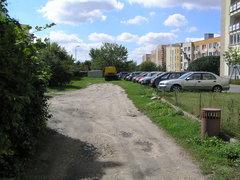 Budowa Nowopoligonowej na Gocławiu
