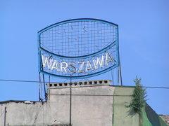Neon PZO WARSZAWA