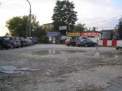 Parking Olszynki Grochowskiej