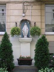 Białostocka 20 - kapliczka