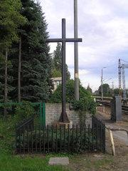 Chłopickiego 49B - Krzyż metalowy