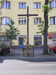 Grochowska 233 - Krzyż, fot. Tomasz Jarosz