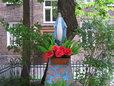 Kapliczka przy ulicy Kępnej 6 wWarszawie
