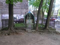 Kapliczka przy Ząbkowskiej 7