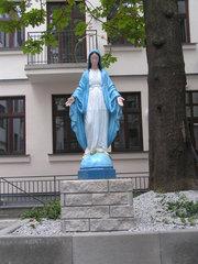 Ząbkowska 5 - kapliczka