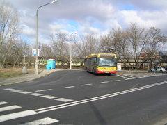 Pętla autobusowa PKP Olszynka Grochowska