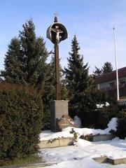 Krzyż Powstańczy przy ul. Płowieckiej 83