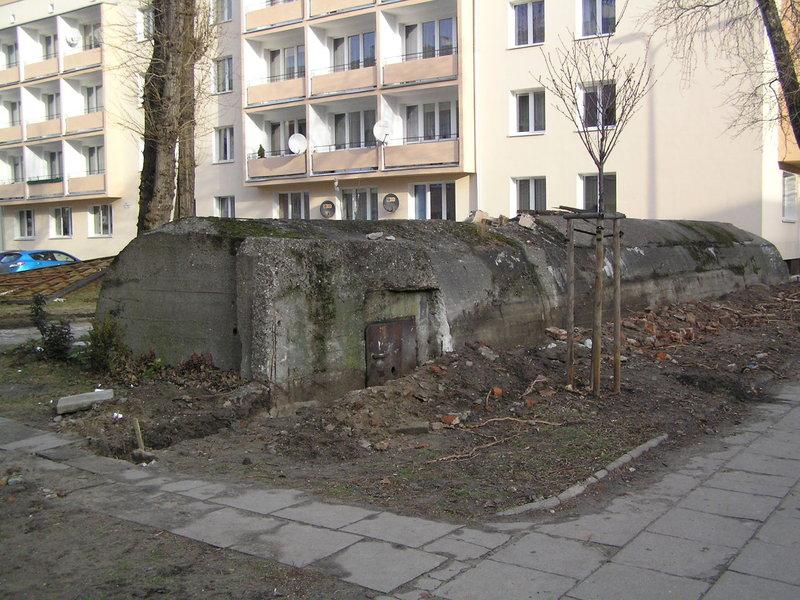 Schron przeciwlotniczy przy Wileńskiej