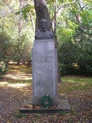 Pomnik Elizy Orzeszkowej wParku Praskim