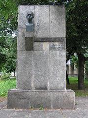 Pomnik Józefa Szanajcy wWarszawie