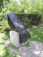 Pomnik pamięci Polaków poległych 11.09.2001