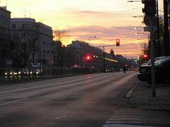 Ulica Grochowska na Grochowie