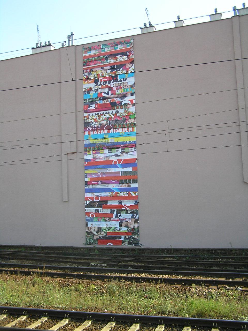 Baner Pasiak przy Lubelskiej 30/32 wWarszawie