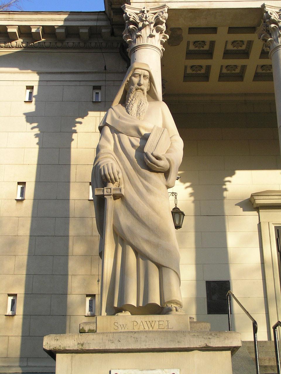 Figura św. Pawła