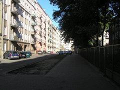 Ulica Tarchomińska