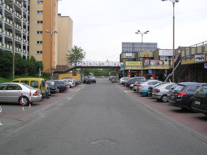 Ulica Ostrzycka wWarszawie
