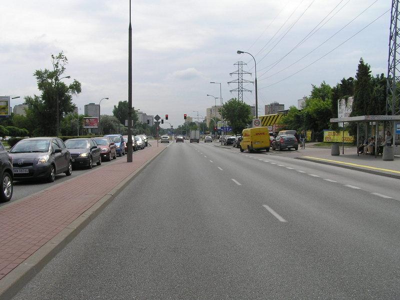Ulica Fieldorfa wWarszawie