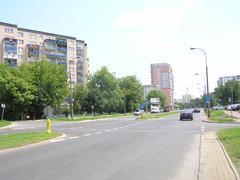 Ulica Meissnera wWarszawie