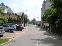 Ulica Kompasowa wWarszawie