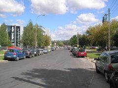 Ulica Poligonowa wWarszawie