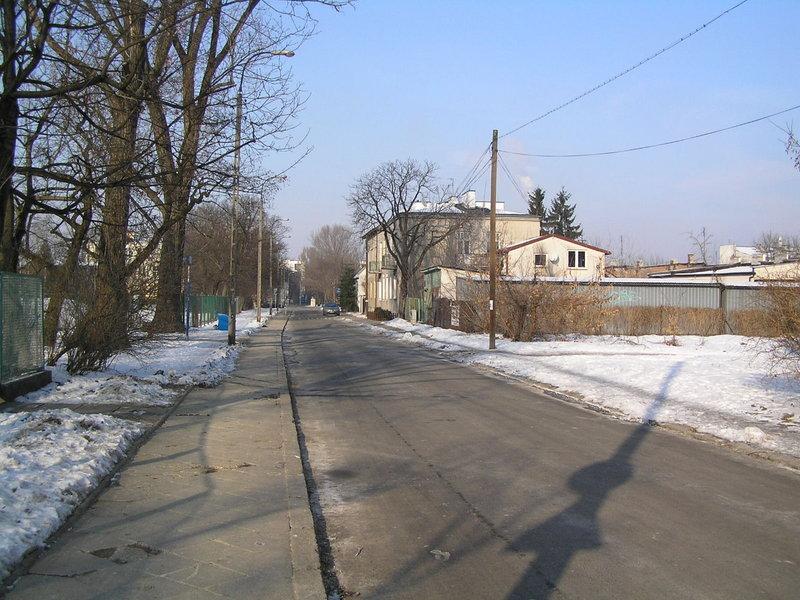 Ulica Kwatery Głównej