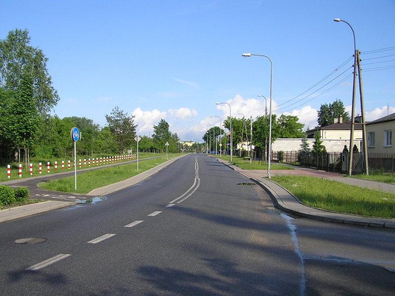 Ulica Makowska wWarszawie