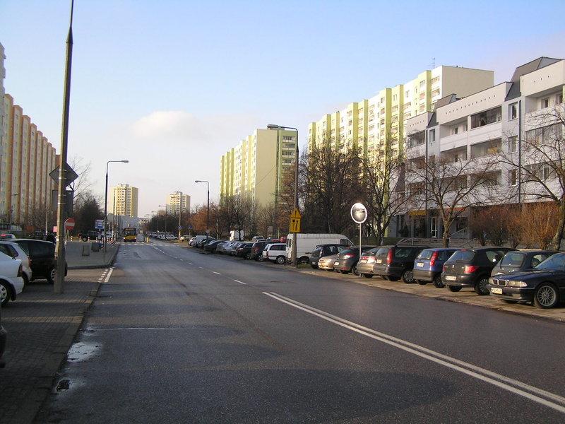 Ulica Łukowska
