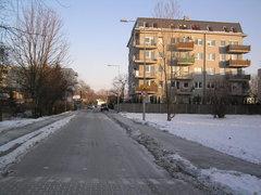 Ulica Wiarusów
