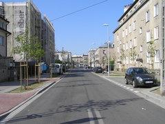 Ulica Osiecka wWarszawie