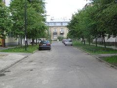 Ulica Ignacego Domeyki