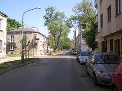 Ulica Osowska wWarszawie