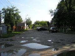 Ulica Cukrownicza wWarszawie
