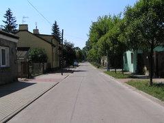 Ulica Lubieszowska wWarszawie