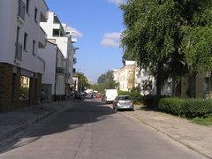 Ulica Pustelnicka wWarszawie