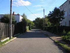 Ulica Zapałczana wWarszawie